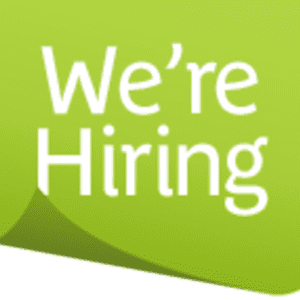 We're Hiring - Chartered Physiotherapist