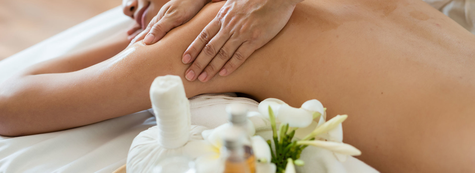Valentine's Massage Offer: Only £23 for 60 minutes