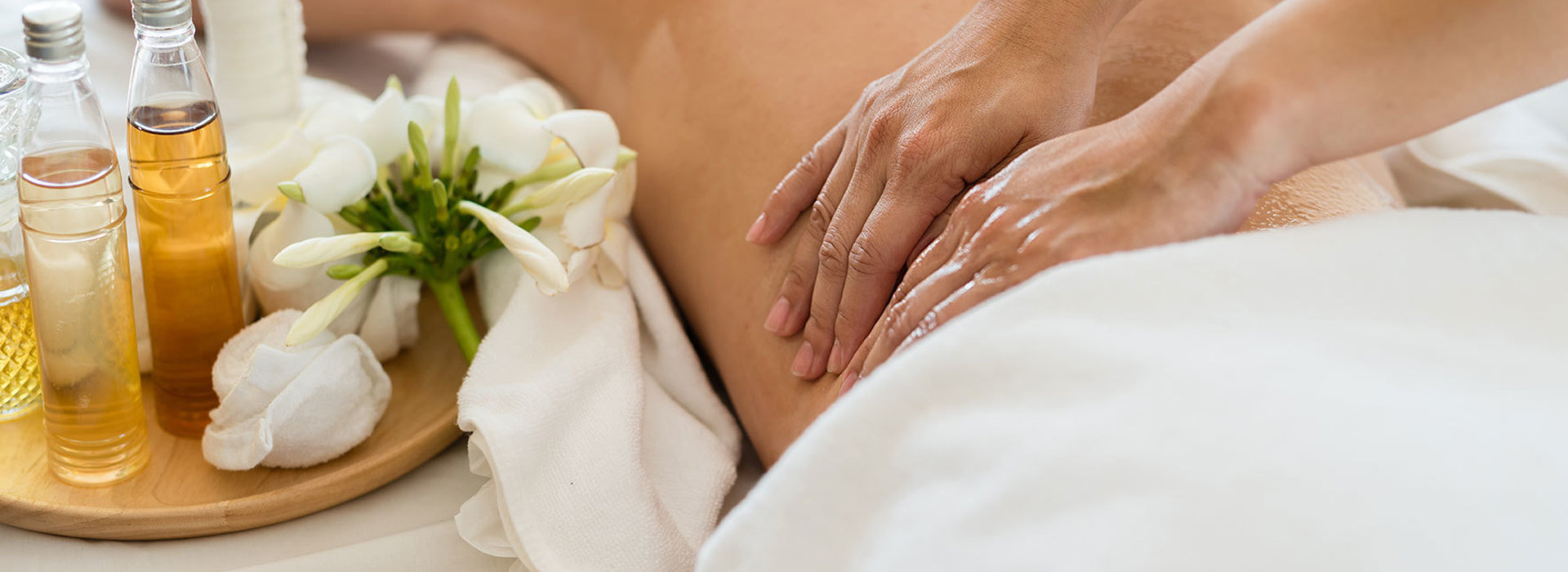 MASSAGE MAY! - Get £10 off a Reflexology, Aromatherapy or Swedish Massage for all of May!