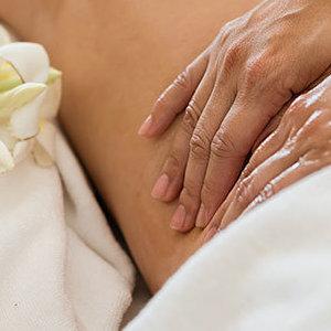 Image of FREE Reflexology voucher (worth £23) when you book an Aromatherapy Massage