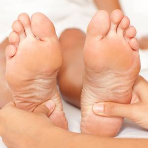 Image of (Not currently available) Reflexology Massage